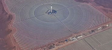 Independent Engineer for Noor-Ouarzazate Solar Power Plant Complex, Morocco