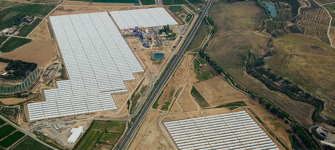 Owner's engineer for hybrid solar thermal and biomass power plant, Spain