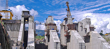 Middle Marsyangdi Run-of-River Hydropower Plant, Nepal