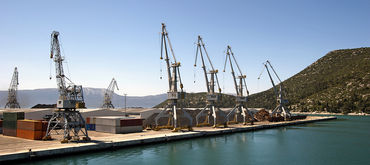 Optimal development of a coal port with pre-feasibility study for a coal-fired power plant, Croatia