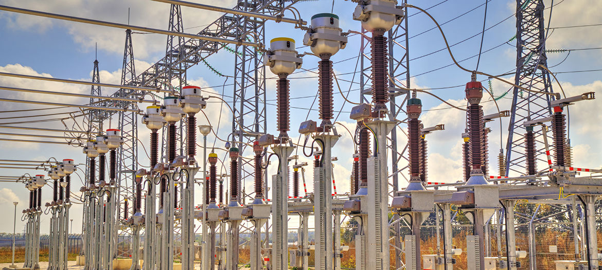 New power distribution grid control centers, Sudan