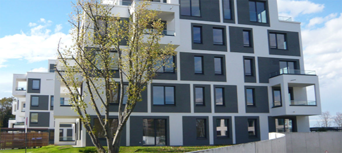 Tiergarten Residential Building Project, Pforzheim, Germany