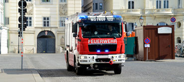 Platform for digital fire protection and firefighting concepts, Germany