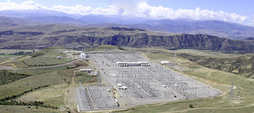 HVDC back-to-back Georgia Turkey Interconnector, Georgia