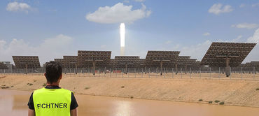 Morocco's biggest CSP complex now on stream