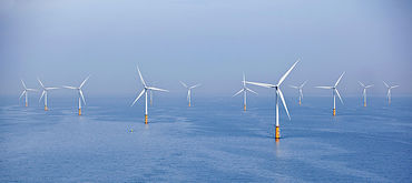 Agreement for the construction of an offshore wind power project in Taiwan