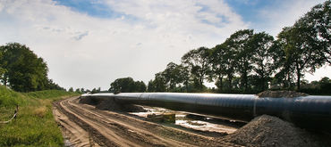 Feasibility study and ESIA for a natural gas pipeline in Moldova