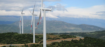 Owner's Engineer for Bogdanci Wind Farm, Macedonia