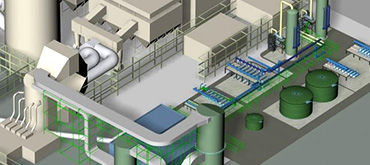Technical consultancy for a CO2 capture facility, Italy