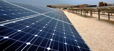 Planning a solar test facility, Qatar