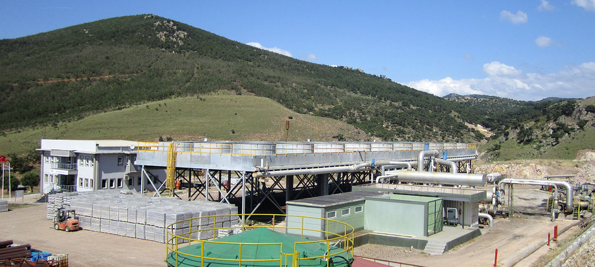 Evaluation of Tuzla Geothermal Power Plant, Turkey