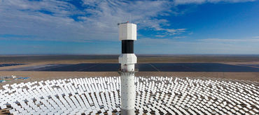 China's fifth large-scale CSP project now on stream