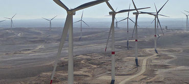Owner's Engineer for a 80 MW wind energy project, Jordan