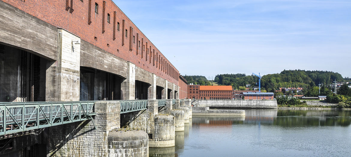 Optimized solution for lock management on the River Danube, Germany