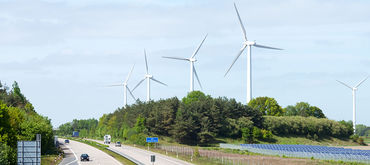 Feasibility study: hydrogen, electricity and heat generation from wind energy, Germany