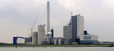 Permit management for a coal-fired power plant, Germany