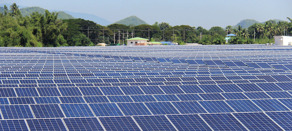 Owner's Engineering for 150 MWp grid-connected PV plant, India