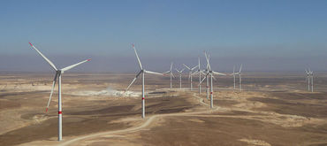 Rekord-Windstromtarif in Saudi-Arabien