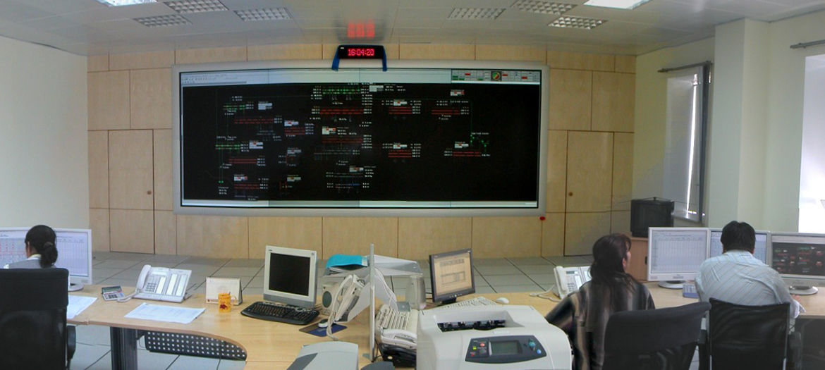 Setting up a new load dispatching system in the central electricity system of Mongolia